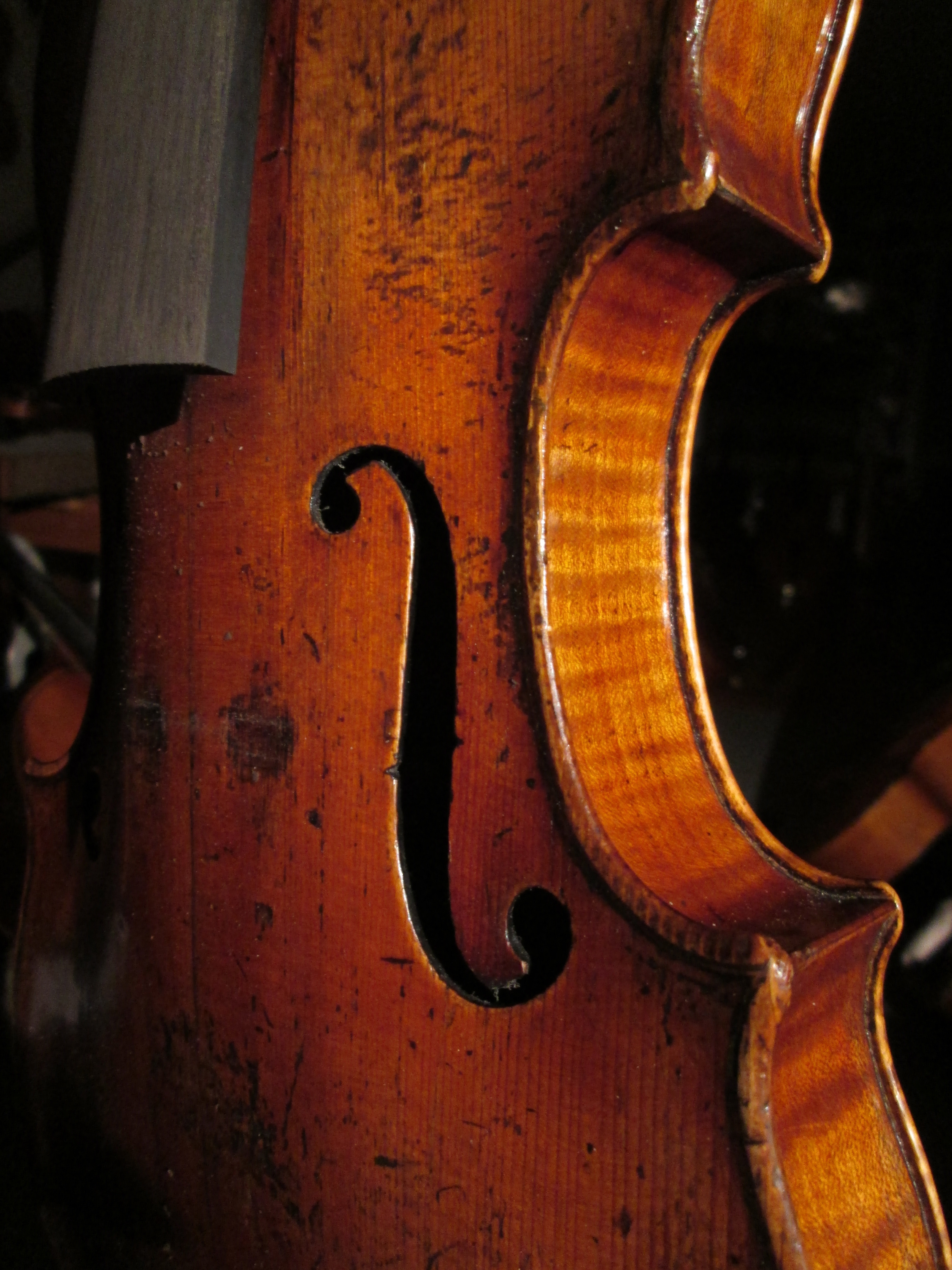 Italian Violin, Gennaro Gagliano, Naples, c. 1760 | Sale Number ...